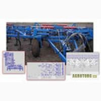 Культиватор паровой прицепной КПП-14,8