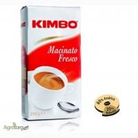 ���� ������� Kimbo Macinato Fresco, 250 �.