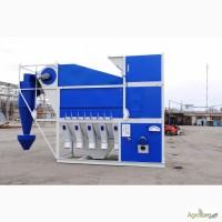 Купить Зерноочистительный сепаратор САД-100 с цилоном