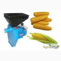 Корморезка Зернодробилка Крупорушка Эликор1 исп.3 (зерно + початок кукурузы)