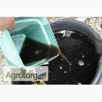 Вытяжка из биогумуса, биогумус от производителя