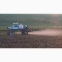 Проводим работы по внесению пестицидов самоходными опрыскивателями Spra-Coupe