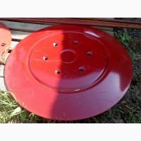 Нижняя тарелка роторной косилки шириной захвата 1, 65 м