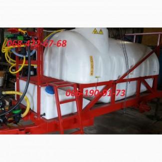 Обприскувач ОП 2000 (18) причіпний Полмарк (гідравліка)