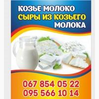Продам рикотту из козьего молока