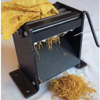 Оригинал!!! Табакорезка, машинка для нарезки резки листьев табака120 мм