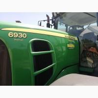 Трактор John Deere 6930 Premium Год выпуска: 2009, мощность, (л.с.): 155