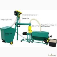 Малая линия гранулирования биомассы MGL 200 / MGL 400 / MGL 600