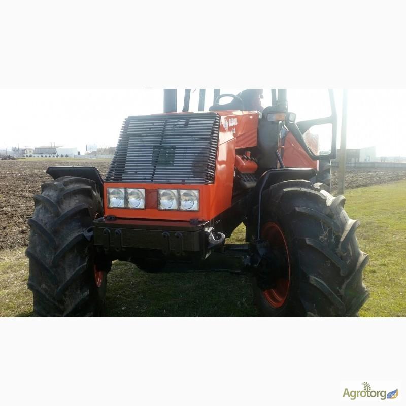 Трактор бизон своими руками 11