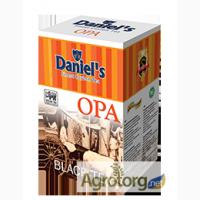 Чай чёрный оптом Daniels OPA 100гр
