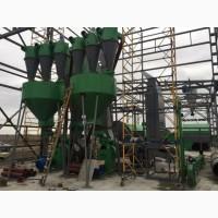 Линия производства топливных гранул пеллет до 2т в час