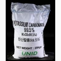 Карбонат кальция (поташ)
