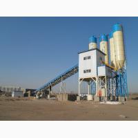 Бетонный завод HZS90