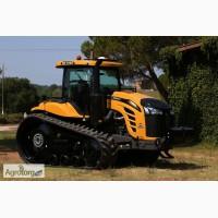 Гусеничный трактор Challenger МТ700E