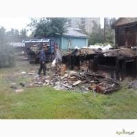 Демонтаж старых домов Одесса