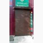 Роллеты на двери. Купить ролет на дверь. Дверные рольставни Харьков