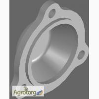 Крышка Н 080.11.002 сеялки СЗ-3, 6