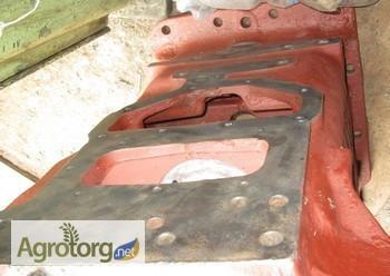 Демонтаж и ремонт сцепления и понижающего редуктора.