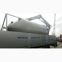 Продам силос для хранения разных жидкостей, заводской, новый, монтаж и установка