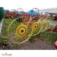 Сеноворошилка 4 колеса