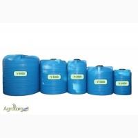 Накопительные емкости для воды