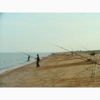 Рыбалка на пеленгаса в Стрелковом, Арабатская Стрелка