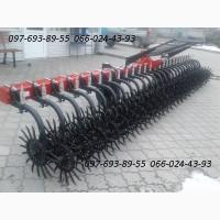 Борона ротационная МРН ( мотыга) поставка на рынок сельскохозяйственной техники