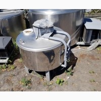 Холодильник для молока Б/У ALFA LAVAL на 200 литров открытого типа
