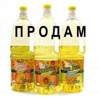 ПРОДАМ: Подсолнечное масло, Рапсовое масло, Кукурузное масло….ХАРЬКОВ
