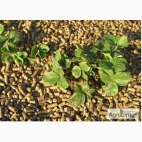 Мульча гранулированная для защиты почв