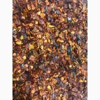 Паприка сладкая душистая резаная 3х3/6х6 оптом из Узбекистана