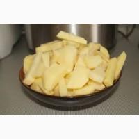 Сладкий картофель на экспорт
