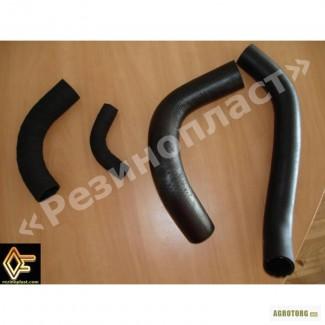 Патрубки систем охлаждения, рукава напорные, шланги резиновые - РТИ