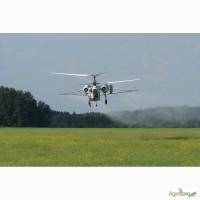 Внесение инсектицида бискайя авиацией