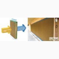 Система охлаждения воздуха в птичнике PAD COOLING, соты