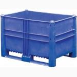 Пластиковые контейнеры и паллеты (поддоны)