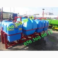 Оп 600-800-1000 литров + кардан Опрыскиватели различного объема - 600, 800 или 1000 л