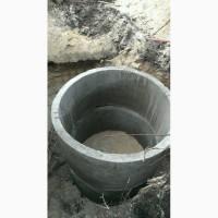 Септик из бетонных колец Киев и Киевская область