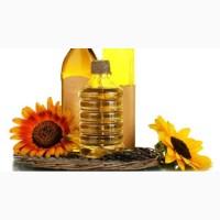 Продам масло подсолнечное рафинированное и не рафинированное