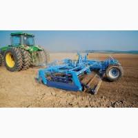 Оказываем услуги по вспашке, дискованию и культивации почвы