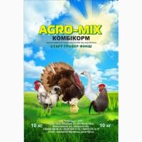 Комбикорм «Agro-Mix»