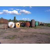 Б.у. металлические емкости в наличии и под заказ