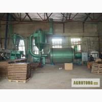 Оборудование для производства топливных брикетов и пеллет