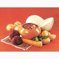 Реализуем овощи борщевого набора отличного качества по приемлемым ценам