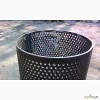 Решета, сита для дробилок, измельчителей пластика, пластмасс, полимеров, известняка