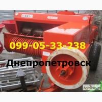 Пресс подборщик СИМПА -SIPMA z-224