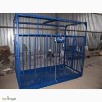 Весы скотские животноводческие от производителя