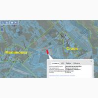 Земельный участок 2, 4 га. под Черниговом
