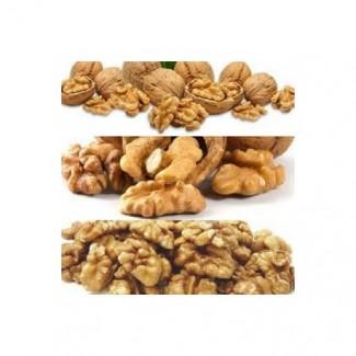 Купуємо мікси та ¼ грецького горіха з Тернопільської та Івано-Франківської областей