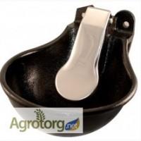 Чашечная чугунная автопоилка для крупного рогатого скота (КРС)